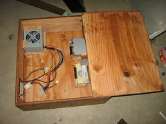 IMG_4910 (Legodude522) Tags: wood computer pc mod amd case 1100