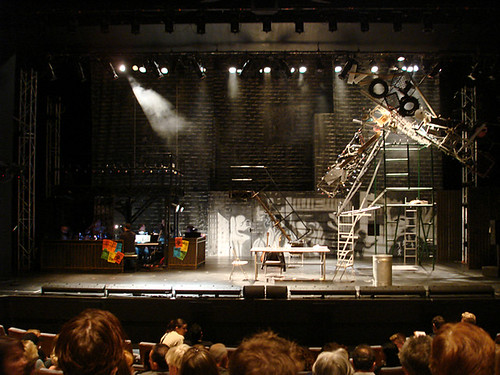 Rent, Artscape, Cape Town by Mandy J Watson, on Flickr