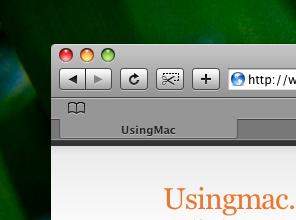 how to add to favorites bar on mac safari