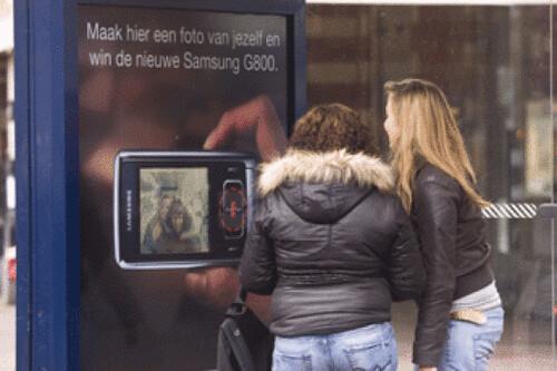 Samsung abribus