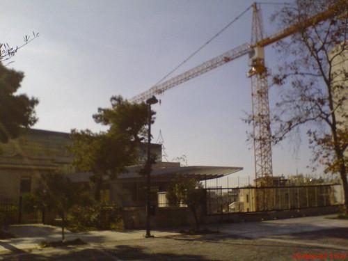 2007-12-23 - Μουσείον Ακροπόλεως - Διονυσίου Αρεοπαγίτου (1)