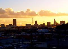 Los Angeles Skyline (leolucido) Tags: city skyline losangeles downtownla downtownlosangeles laskyline