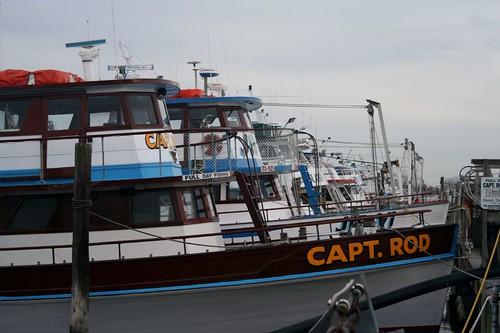 Capt. Rod & Crew