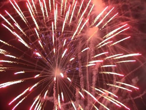 Blackpool Fireworks