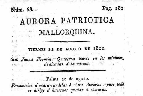 Aurora Patriótica Mallorquina