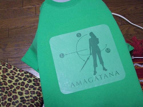 Amagatana T-shirt