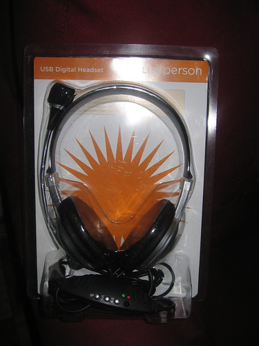 Liveperson Headset