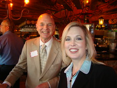 "Joe Stiles and Carole Baker, Houston Business Show Live Broadcast at ""El Tiempo"" Restaurant (StealthMarketer) Tags: foxnews jennifercolon universityofhouston kevinprice mikealexander jimoneill andyvaladez stevelevine houstonneighborhoods marketingdynamics bauercollegeofbusiness houstonrealestatetoday carolebaker houstonbusinessshow houstonbusiness businessradio robbieadair donaldleonard virginiagrace joestiles johodell"