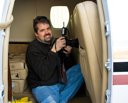 Private Jet Photo Shoot