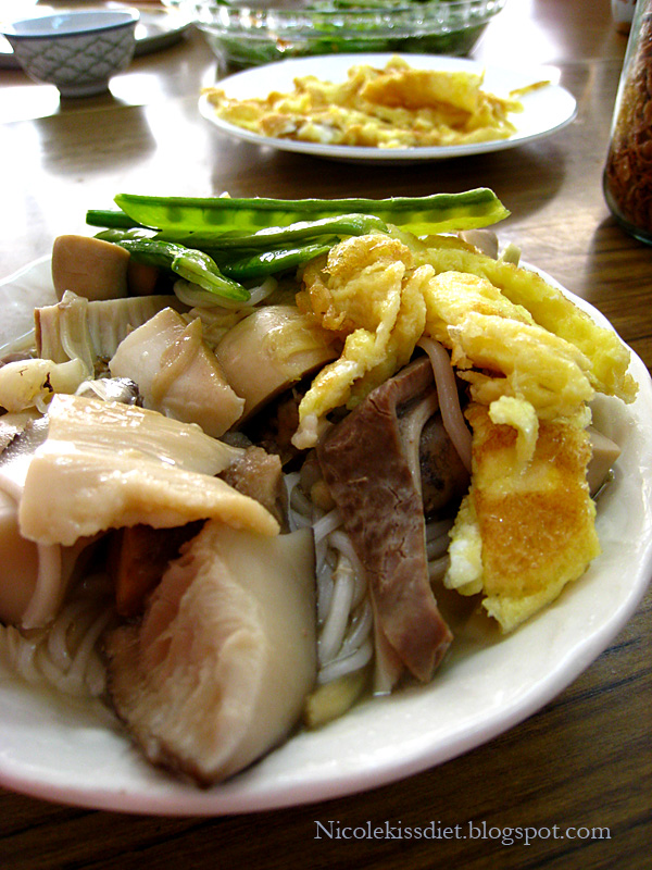 heng hua rice noodle