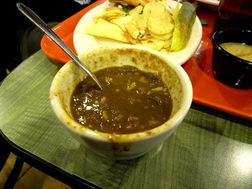 Seafood Soup!?