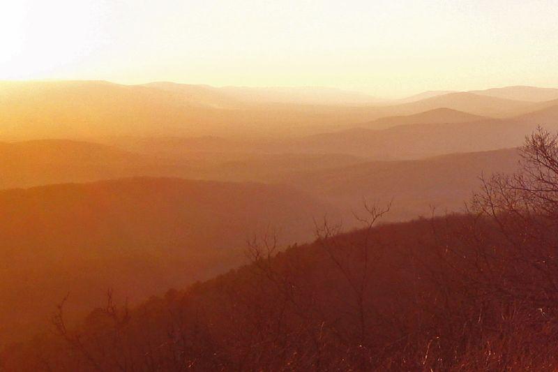 Talimena Sunset