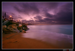 Cannes Beach #3 (French Riviera) (Eric Rousset) Tags: longexposure sea sky seascape france beach clouds photoshop landscape photography lights coast reflex sand bravo rocks europe raw purple cs2 cannes sony wideangle ctedazur ciel filter adobe bec 1020mm nuages 2008 plage soe dri rochers photomanipulated hoya frenchriviera alpesmaritimes dynamicrangeincrease nd400 blueribbonwinner firstquality digitalblending sigma1020 poselongue supershot alpha100 abigfave sonydslra100 totalawesomeness platinumphoto anawesomeshot aplusphoto ultimateshot flickrplatinum superbmasterpiece diamondclassphotographer megashot bratanesque ysplix theunforgettablepictures mediterraneensea hoyand400 theperfectphotographer thegoldendreams goldstaraward piproduction great123 ericrousset thegreatshooter filtregrisneutre showmeyourqualitypixels ericroussetphotography poseidonsdance
