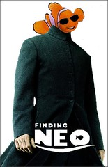 Finding Neo (Steve Humphreys) Tags: mashup findingnemo thematrix
