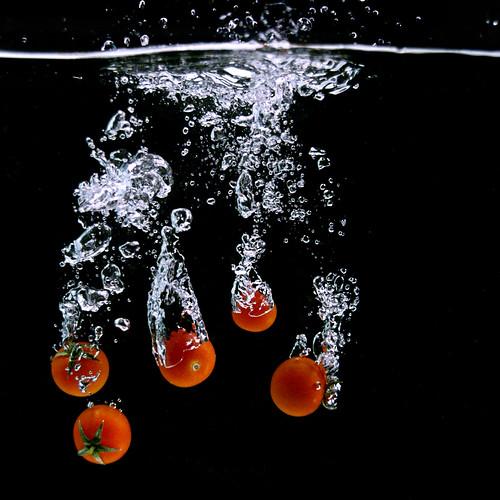 tomato attack!