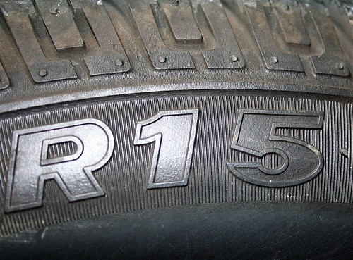 Tire Size 15