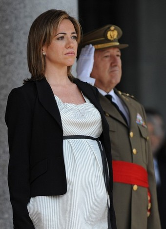 SPAIN-POLITICS-DEFENCE-CHACON