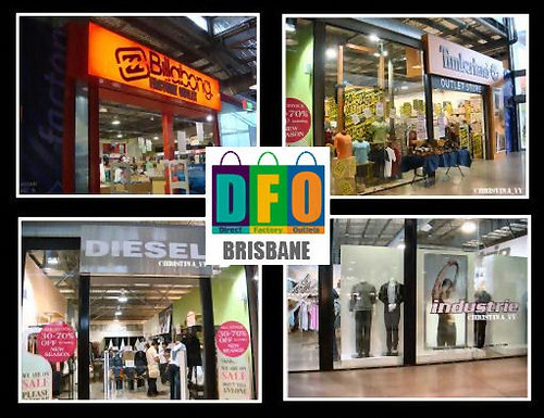 Direct Factory Outlets Brisbane