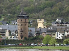 Rhine River Apr 08 053 (MurphMutt) Tags: castle germany rhineriver