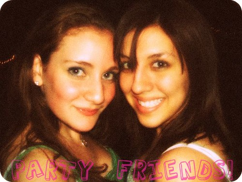 Party Friends!
