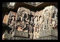 Halebidu 022 (Mohan S Bhat) Tags: halebidu hoysala templearchitecture hoyasaleswaratemple