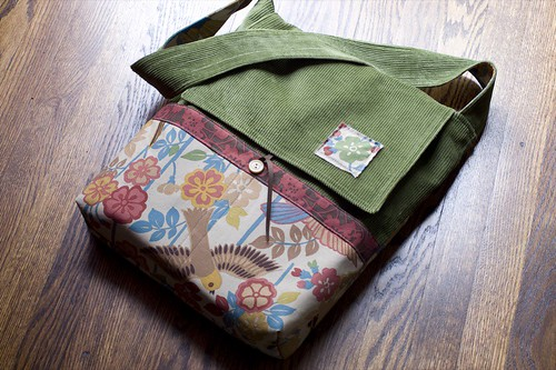 messenger bag - dontcallmebecky