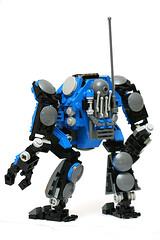 Utility Mech 03 (Stefan Schindler) Tags: robot lego space utility mecha mech moc