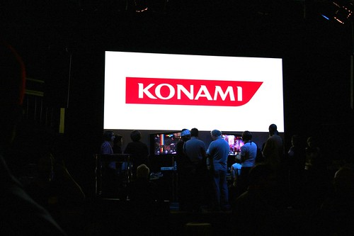 Konami Gamer's Night