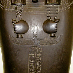 BJ904 Ancient Egypt at British Museum (listentoreason) Tags: uk england sculpture black color london art history archaeology statue museum canon europe unitedkingdom britain egypt favorites eu places britishmuseum europeanunion hieroglyphs hieroglyphics ancientegypt ancientworld greatbritian ef28135mmf3556isusm score40