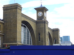 King's Cross, Side View