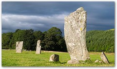 Nether Largie Stones, Kilmartin Glen. by Terry A McDonald, Creative Commons