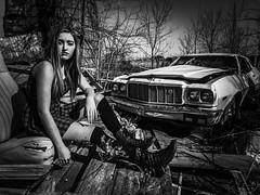 Kill Bill Vol. 2 (Jada) (Aces & Eights Photography) Tags: abandoned abandonment decay ruraldecay oldcar abandonedcar jada killbill