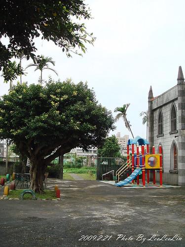 宜蘭羅東偶像劇景點|北成天主堂~命中註定我愛你Dylan從小成長的育幼院