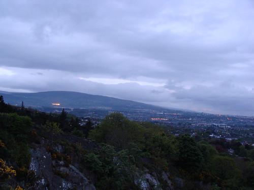Dalkey Hill Rainy 079