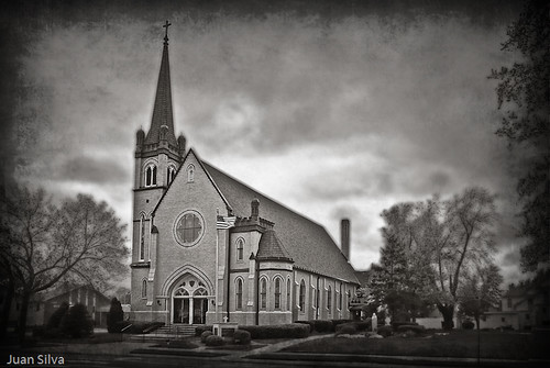 St. Malachy Church, Rantoul, IL, 1872
