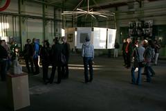 Sammlung Fleischervorstadt (feldweg) Tags: art kunst exhibition figure vernissage ausstellung feldweg sammlung kawhallen wiesenakt