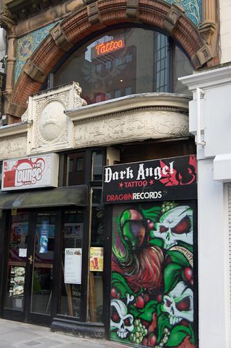 Belfast City - Dark Angel