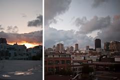 Post-rains (naz hamid) Tags: rooftops soma rains