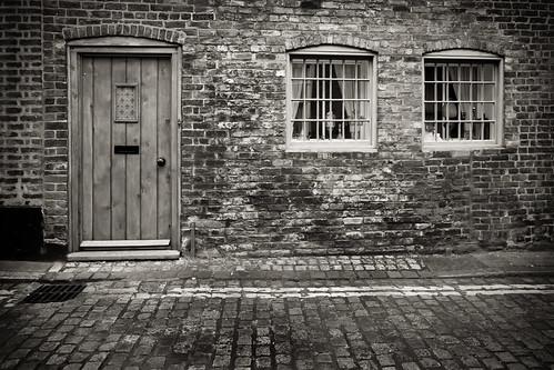 400/1000 - Front Door by Mark Carline
