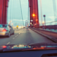 Drive (pixelmama) Tags: california reflection reflections drive goldengatebridge squareformat incubus gettyimages notrecommended sanfranciscocalifornia ggb hss creativeblur shootingwhiledriving vintagetones whatevertomorrowbringsillbethere withopenarmsandopeneyes mortalmuses sliderssunday willichoosewateroverwine andholdmyownanddrive