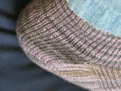 Widdershins (orielephant) Tags: koigu knitty toeup widdershins