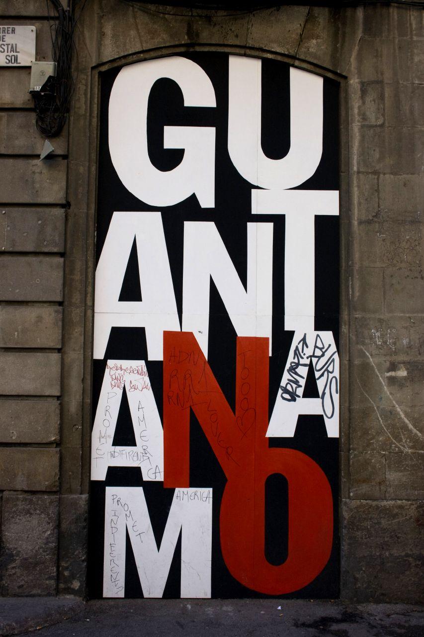 no guantanamo - barcelona
