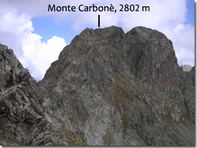 Il Monte Carbonè