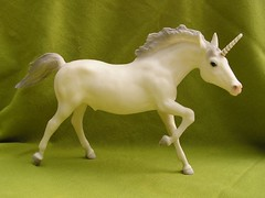 Unicorn #210 - $10 (v_mijo) Tags: unicorn breyer modelhorse