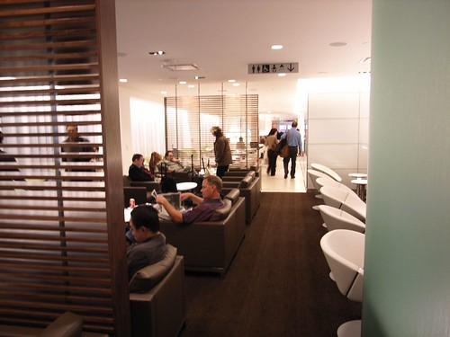 OneWorld Business Lounge @ LAX