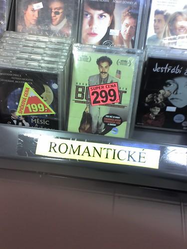 Romantický Borat