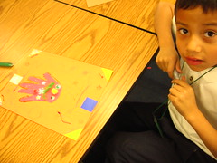 William and his Khamsa project