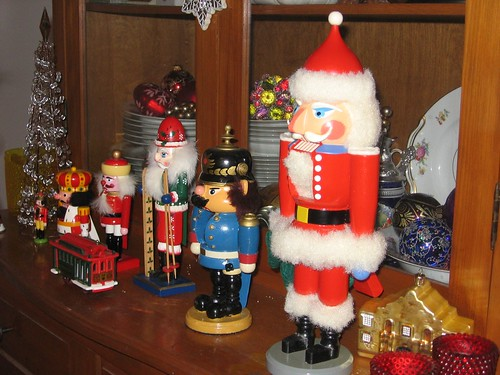 Mom's nutcrackers
