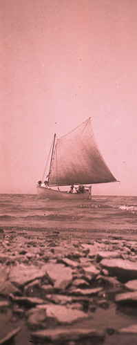 Sea Scout whaleboat
