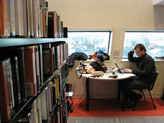 Peckham library WIFI